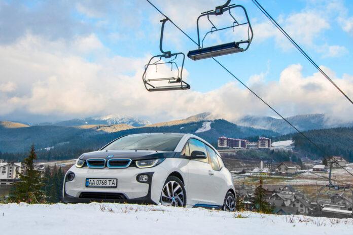 Тест-драйв BMW i3