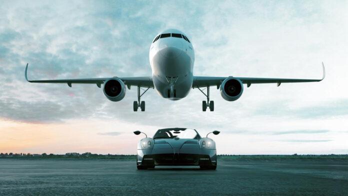 Pagani & Airbus