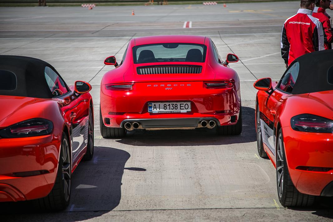 Porsche Road Show