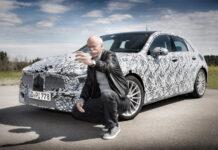Mercedes A-класса и Дитер Цетше
