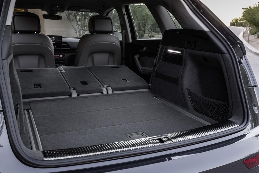 Багажник Audi Q5 2017