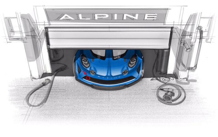 Alpine A110 Signatech