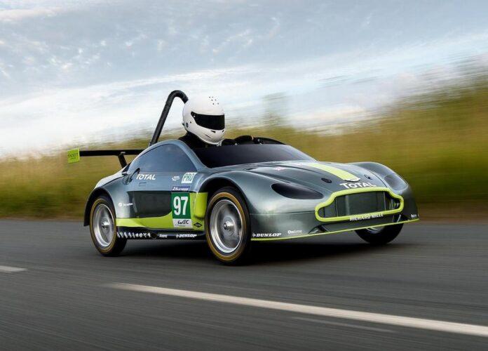 Aston Martin Vantage Red Bull