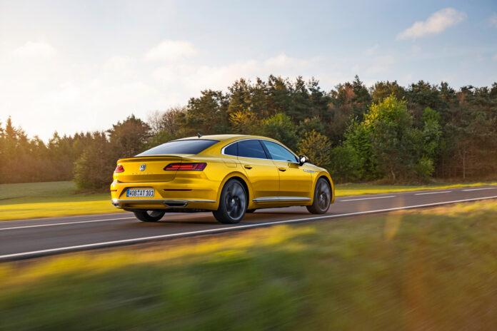 Тест-драйв Volkswagen Arteon