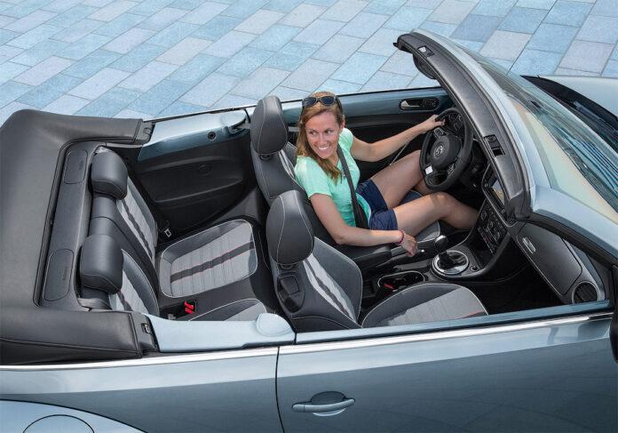 Volkswagen избавится от механической связи между рулем и колесами
