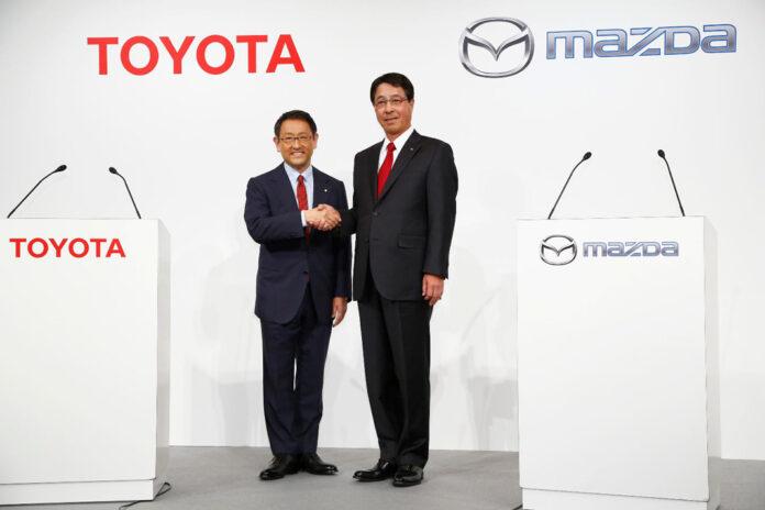 Mazda & Toyota