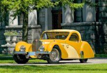 Bugatti 57 SC Atalante