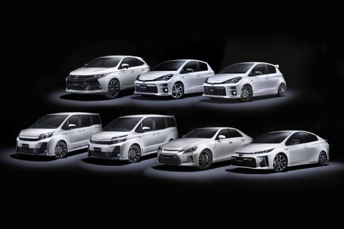 Toyota GR lineup