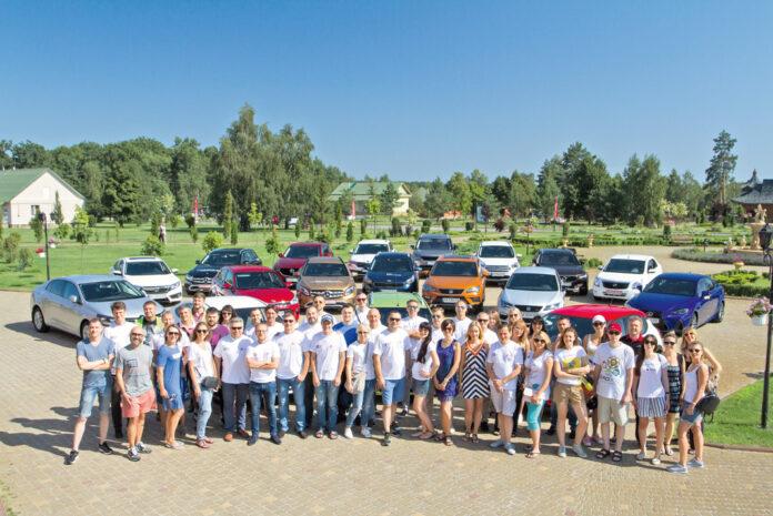 Журналистское жюри акции Автомобиль года в Украине 2018