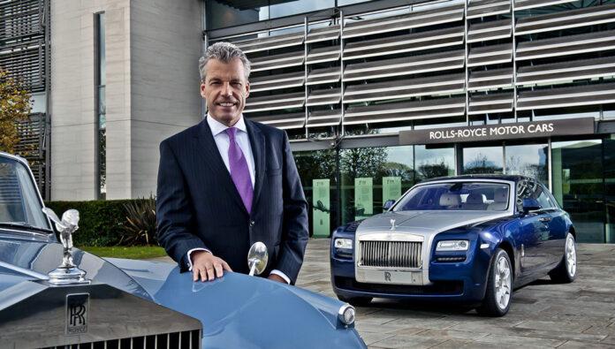 Глава Rolls-Royce Торстен Мюллер-Отвос