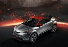 Toyota C-HR Hy-Power
