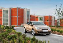 Renault Fluence 2009-2012