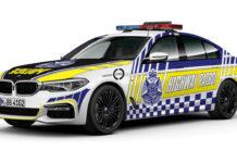 police australian bmw