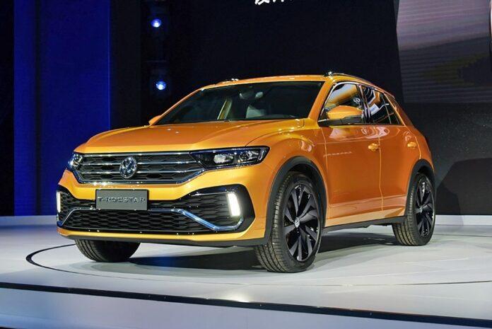 Volkswagen T-Rocstar