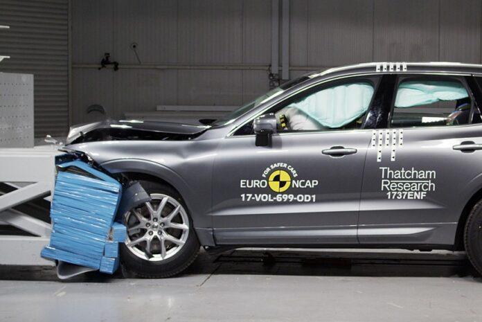 new Euro NCAP test