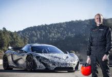 Cris Godwin McLaren