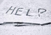 Что делать, если зима застала врасплох