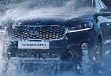 Kia Motors сняла рекламное видео в Карпатах