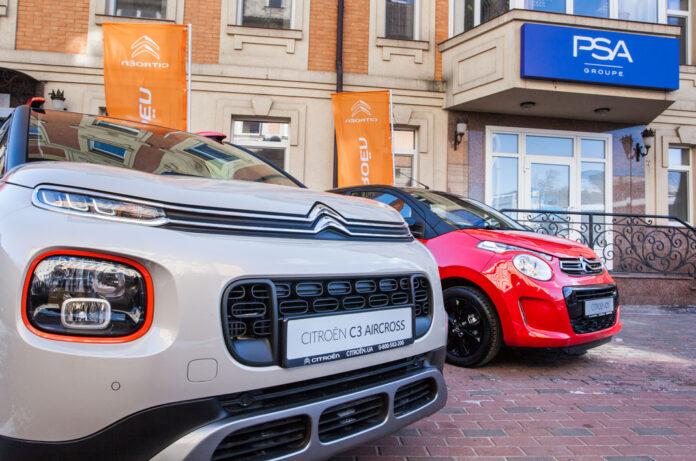 10 новинок Peugeot-Citroen