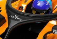 McLaren превратила болид Формулы-1 в шлепанец