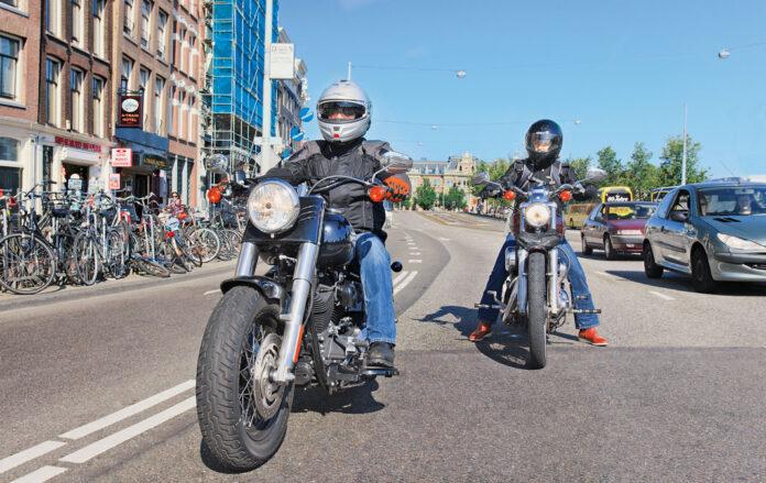 Мотоциклисты: проблем нет?