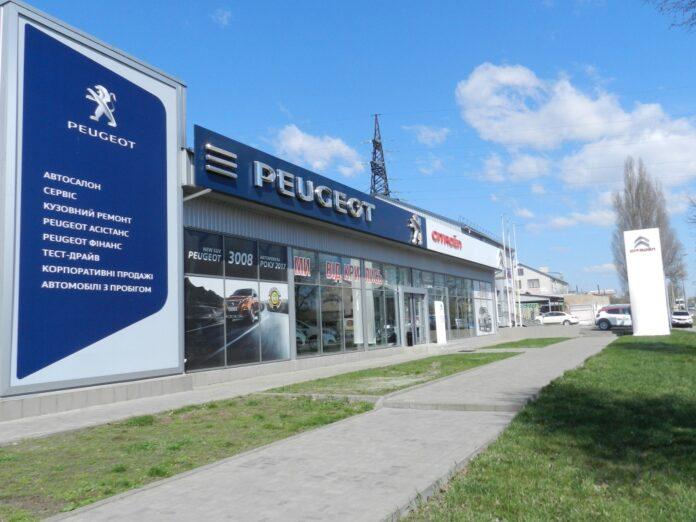 АИС открыла в Чернигове два дилерских центра: Peugeot и Citroën
