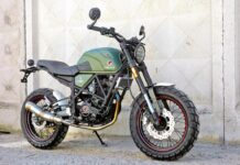 Geon Scrambler 250