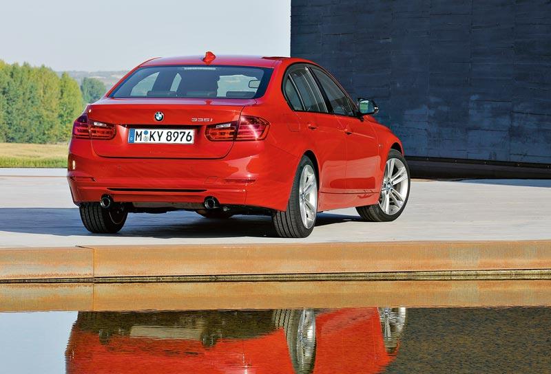 BMW 3серии (F30)