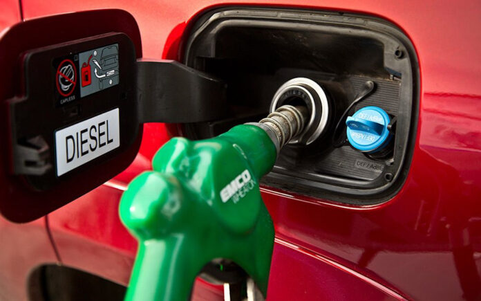 Бензин вместо дизеля