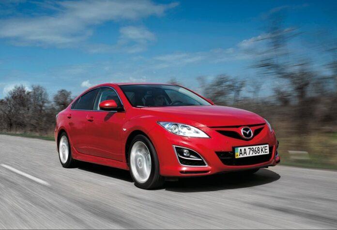 Mazda6 2007-2012