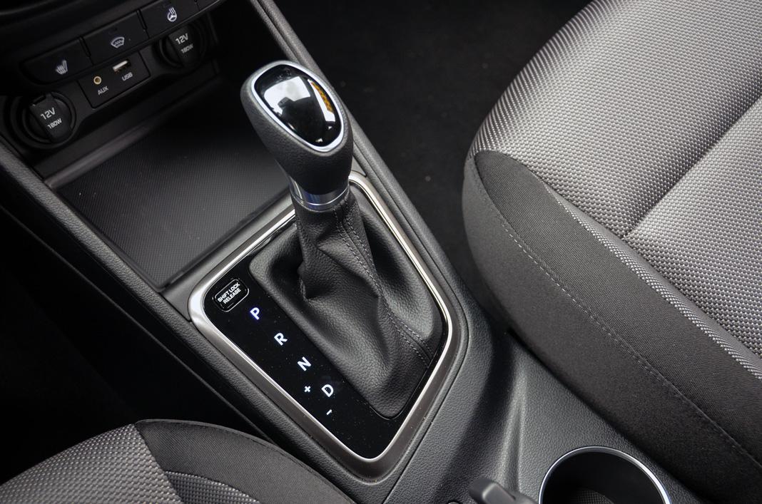 Автомат Hyundai Accent 2017