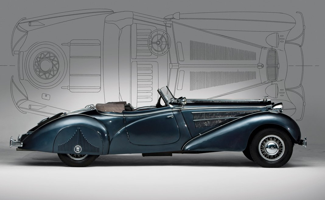 Horch 853 Special Roadster