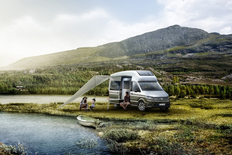 Volkswagen California XXL