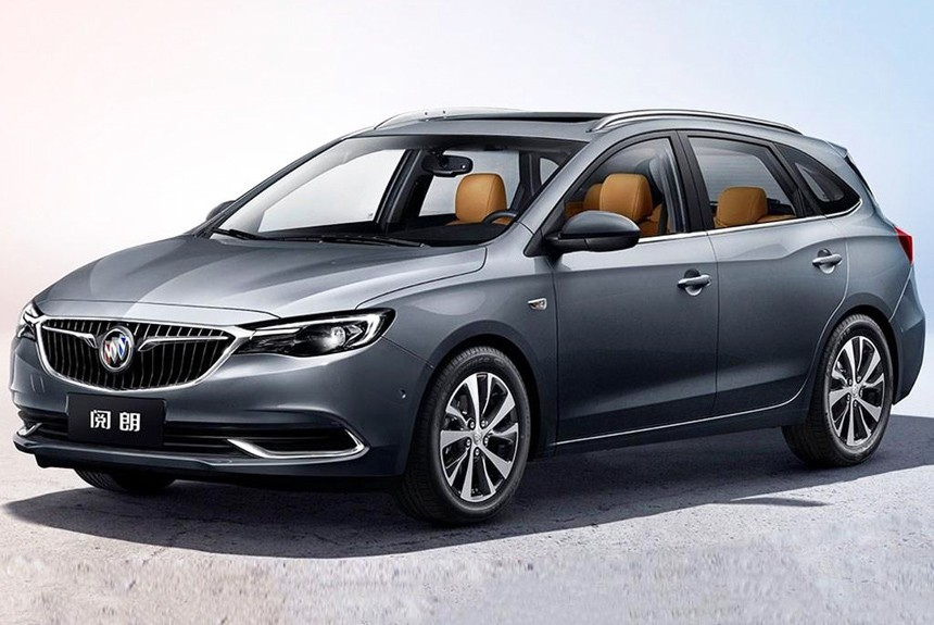 Buick Excelle GX
