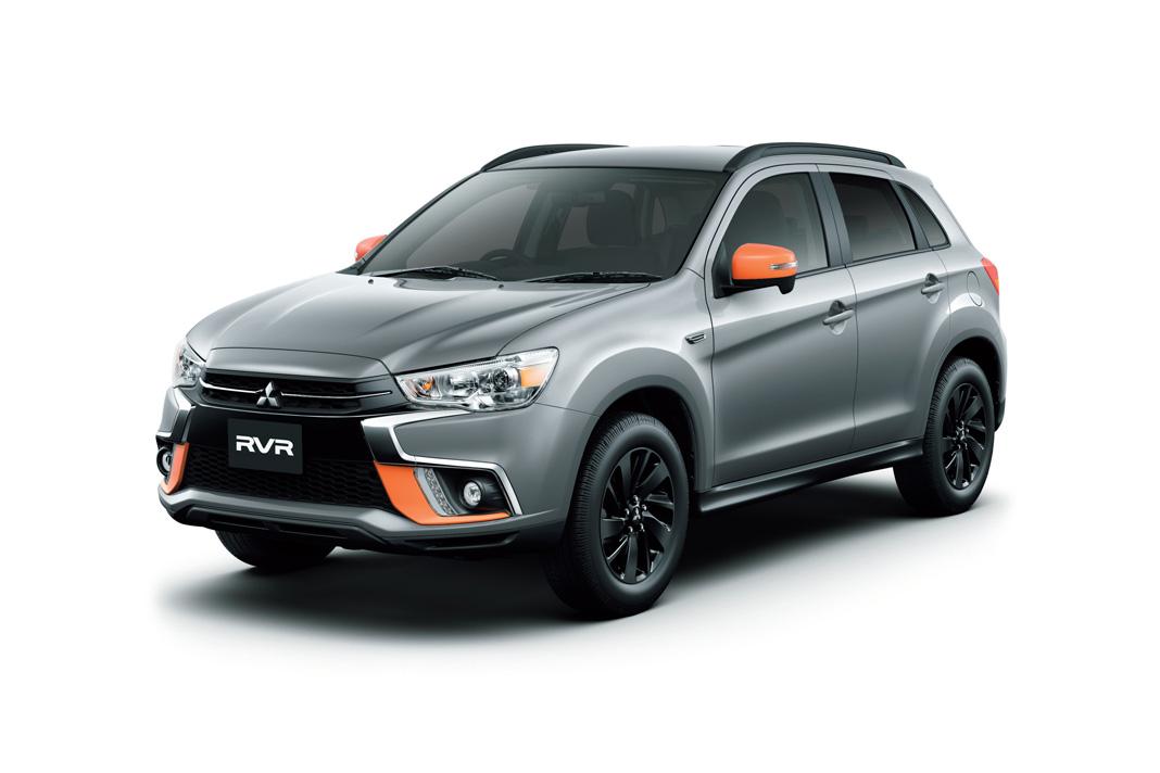 Mitsubishi RVR Active Gear