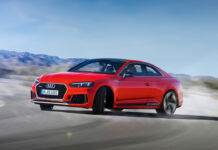Audi RS5Coupe