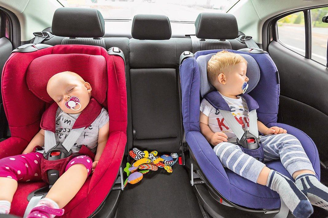 Детское автокресло – полезные советы по выбору