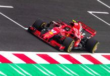 Команда Ferrari Формулы-1 проведет демозаезды в Киеве