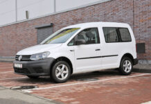 Volkswagen Caddy с ГБО