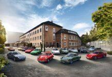 70 лет Porsche