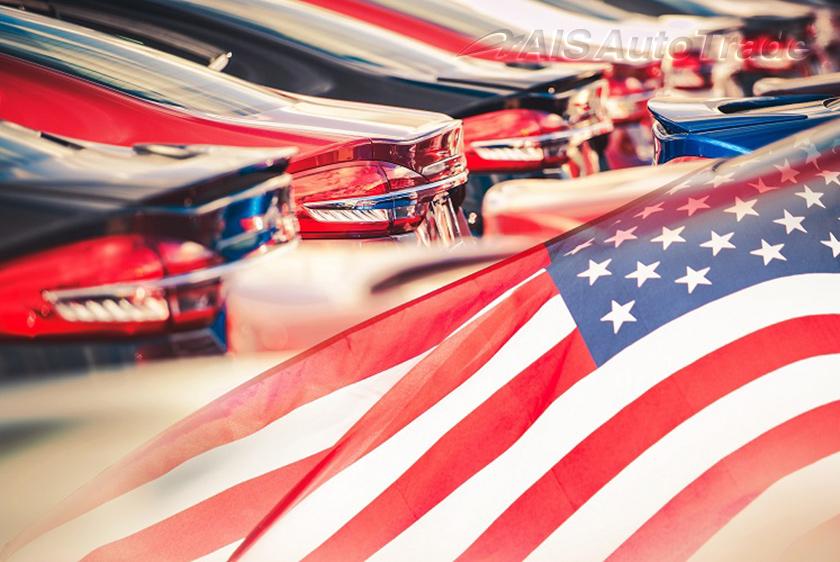Автомобили из США
