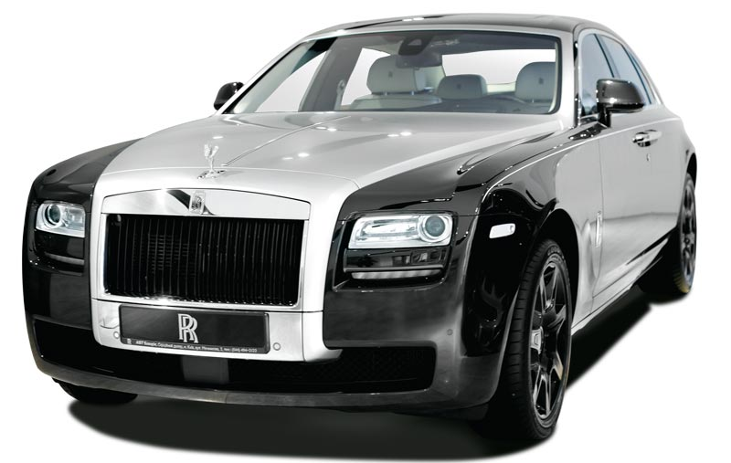 Rolls-Royce Ghost Alpine Trial Centenary Collection