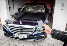 Ключі від автомобіля