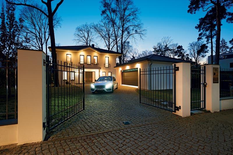 Оптимальная теплоизоляция гаражных ворот