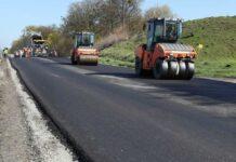 восстановление местных дорог