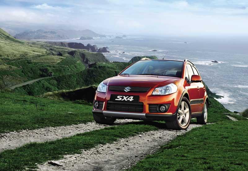 Suzuki SX4 2006-2013