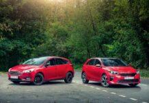 Ford Focus против Kia Ceed