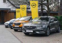 Перезапуск Opel