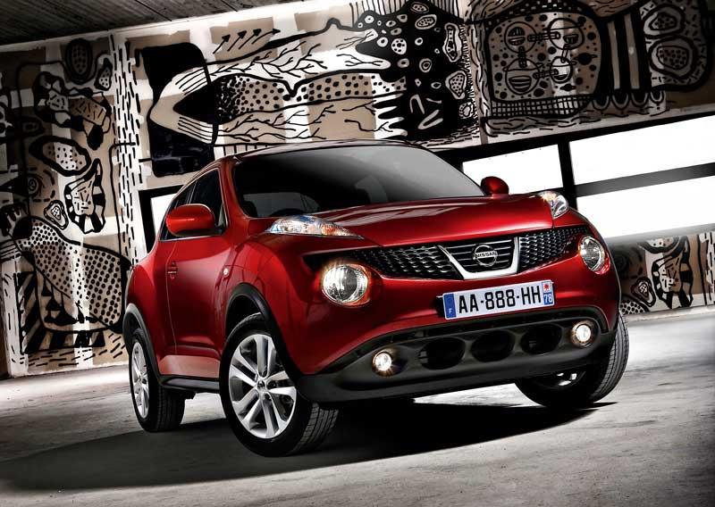 Nissan Juke: