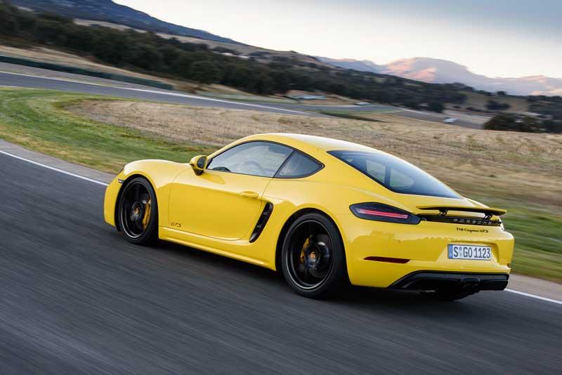 Porsche 718GTS
